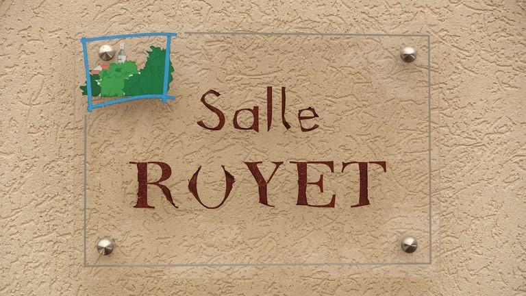 Salle Royer - Rue de l'Harmeçon